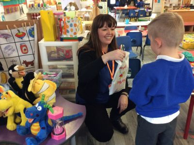 Dental Playbox® Receives Support from Local Business